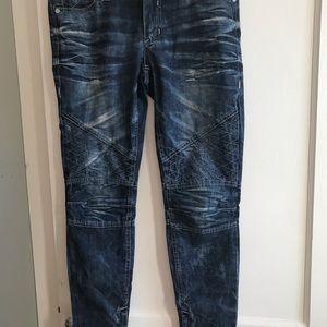 Affliction Jeans - Affliction Moto  jeans